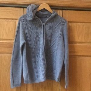 Liz Claiborne Large hoodie sweater